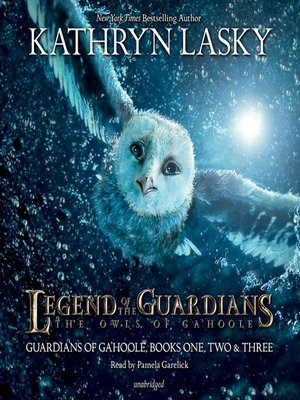 Click this cover for a(n) Audiobook sample of Legend of the Guardians: The Owls of Ga'Hoole.