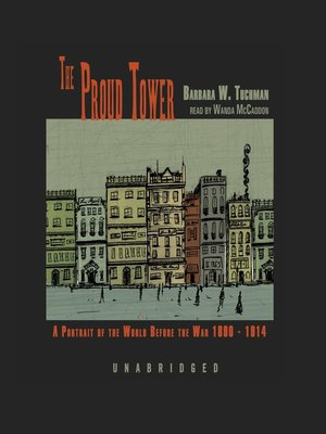 Click this cover for a(n) Audiobook sample of The Proud Tower.
