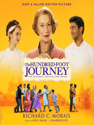 Click this cover for a(n) Audiobook sample of The Hundred-Foot Journey