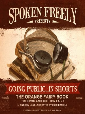 The Orange Fairy Book