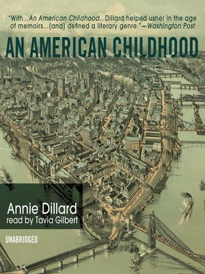 Cover of An American Childhood