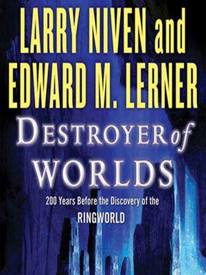 Click this cover for a(n) Audiobook sample of Destroyer of Worlds.
