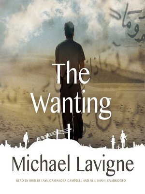 Click this cover for a(n) Audiobook sample of The Wanting.