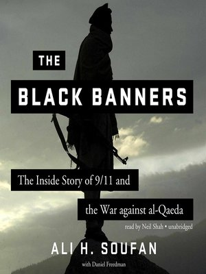 Click this cover for a(n) Audiobook sample of The Black Banners.