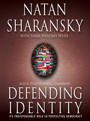 Click this cover for a(n) Audiobook sample of Defending Identity.