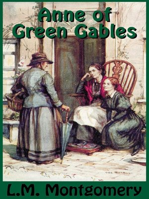 Click this cover for a(n) Audiobook sample of Anne of Green Gables