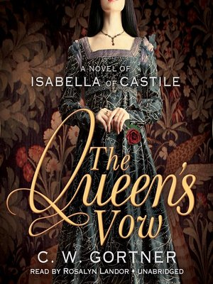 Click this cover for a(n) Audiobook sample of The Queen's Vow