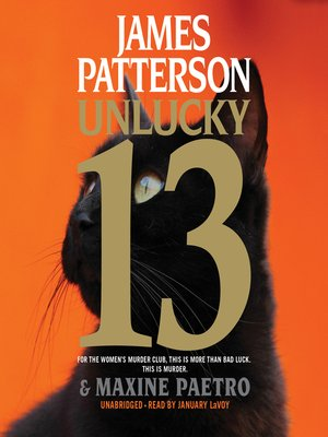 Click this cover for a(n) Audiobook sample of Unlucky 13.