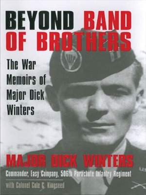 Click this cover for a(n) Audiobook sample of Beyond Band of Brothers