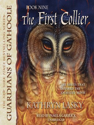 Click this cover for a(n) Audiobook sample of The First Collier