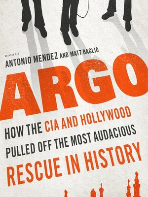 Click this cover for a(n) Audiobook sample of Argo
