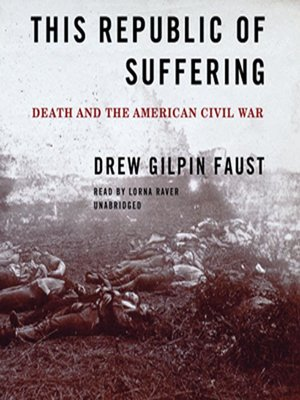 Click this cover for a(n) Audiobook sample of This Republic of Suffering