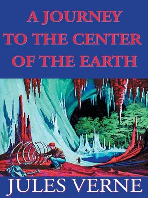 Click this cover for a(n) Audiobook sample of A Journey to the Center of the Earth.