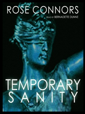 Click this cover for a(n) Audiobook sample of Temporary Sanity.
