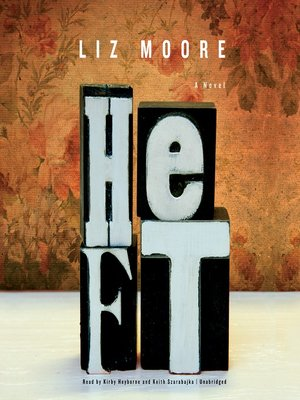 Click this cover for a(n) Audiobook sample of Heft.
