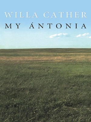 Cover of My Ántonia