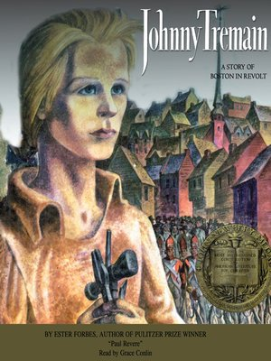 Click this cover for a(n) Audiobook sample of Johnny Tremain