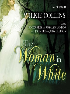 Click this cover for a(n) Audiobook sample of The Woman in White