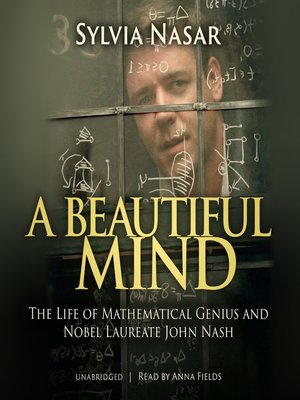 Click this cover for a(n) Audiobook sample of A Beautiful Mind.