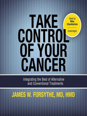 Click this cover for a(n) Audiobook sample of Take Control of Your Cancer