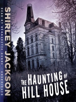 Click this cover for a(n) Audiobook sample of The Haunting of Hill House.