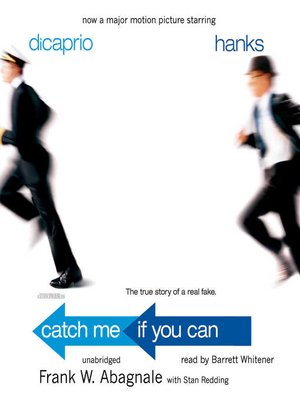 Click this cover for a(n) Audiobook sample of Catch Me If You Can.
