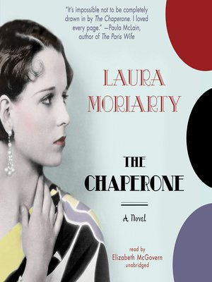 Click this cover for a(n) Audiobook sample of The Chaperone.