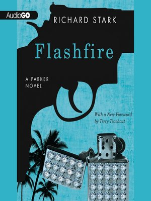 Click this cover for a(n) Audiobook sample of Flashfire.