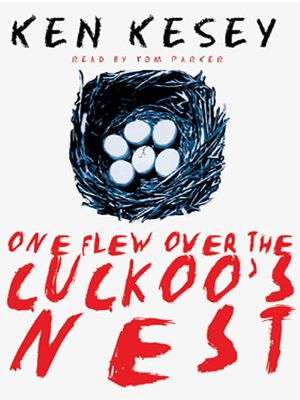 Click this cover for a(n) Audiobook sample of One Flew Over the Cuckoo's Nest.