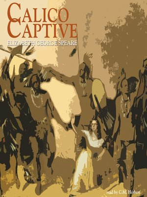 Click this cover for a(n) Audiobook sample of Calico Captive.