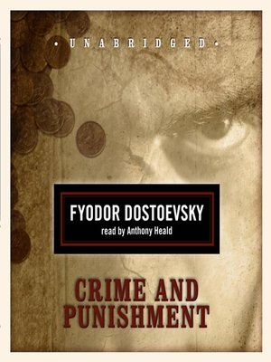 Cover of Crime and Punishment