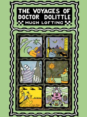 Cover of The Voyages of Doctor Dolittle