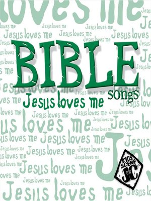 Cover of Bible Songs