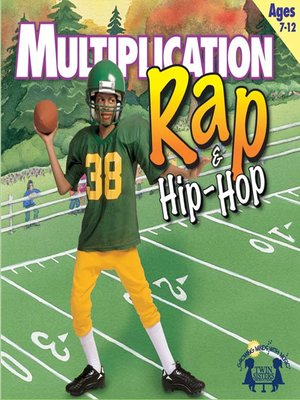 Click this cover for a(n) Audiobook sample of Multiplication Rap & Hip Hop.