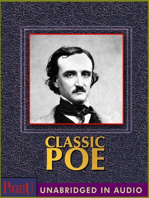 Click this cover for a(n) Audiobook sample of Classic Poe.