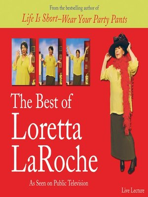 Click this cover for a(n) Audiobook sample of The Best of Loretta LaRoche.