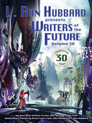 Writers of the Future, Volume 30