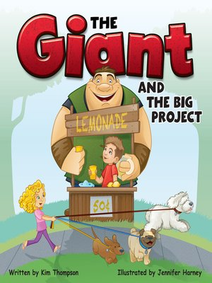 The Giant and the Big Project cover