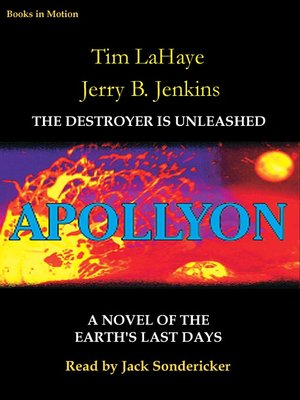 Click this cover for a(n) Audiobook sample of Apollyon.