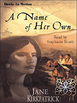Click this cover for a(n) Audiobook sample of A Name of Her Own.