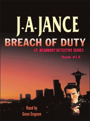 Click this cover for a(n) Audiobook sample of Breach of Duty
