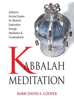 Click this cover for a(n) Audiobook sample of Kabbalah Meditation.