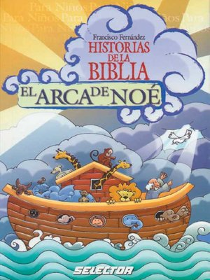 Click this cover for a(n) eBook sample of El arca de Noé.