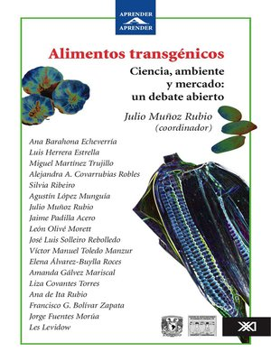 Click this cover for a(n) eBook sample of Alimentos transgénicos