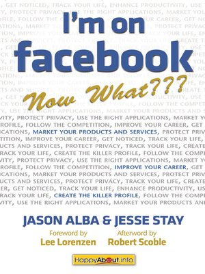 Cover of I'm on Facebook--Now What???