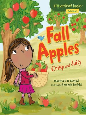 Click this cover for a(n) eBook sample of Fall Apples