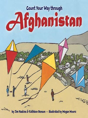 Click this cover for a(n) eBook sample of Count Your Way through Afghanistan