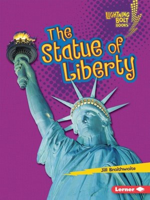 Click this cover for a(n) eBook sample of The Statue of Liberty
