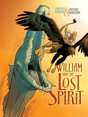 Click this cover for a(n) eBook sample of William and the Lost Spirit