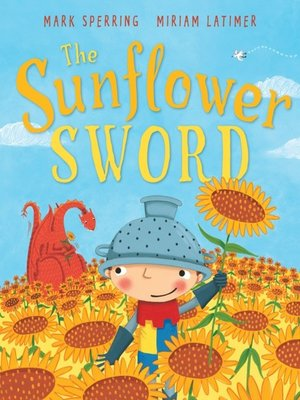 Click this cover for a(n) eBook sample of The Sunflower Sword